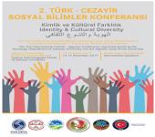 Sosyoloji Bölümümüz Souk Ahras Üniversitesi ile Uluslararası Sempozyum düzenliyor